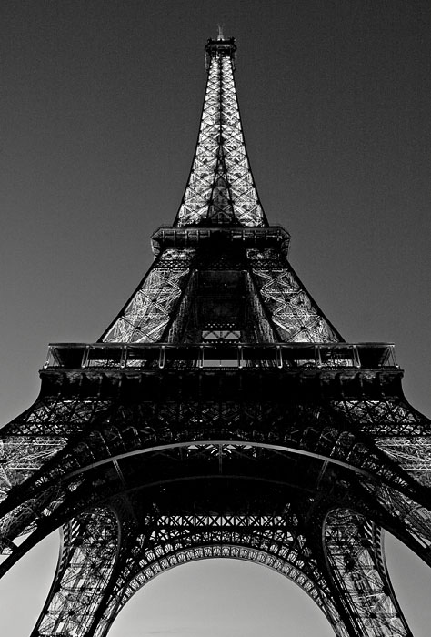 photoblog image Eiffel Tower