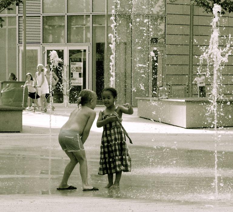 photoblog image Fountain of Life