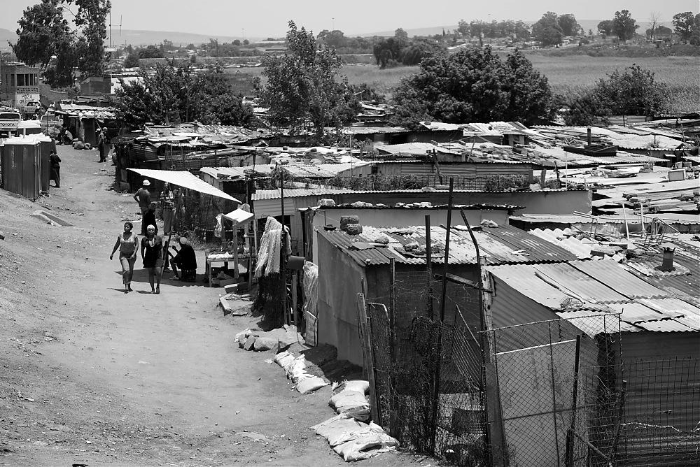 photoblog image Soweto