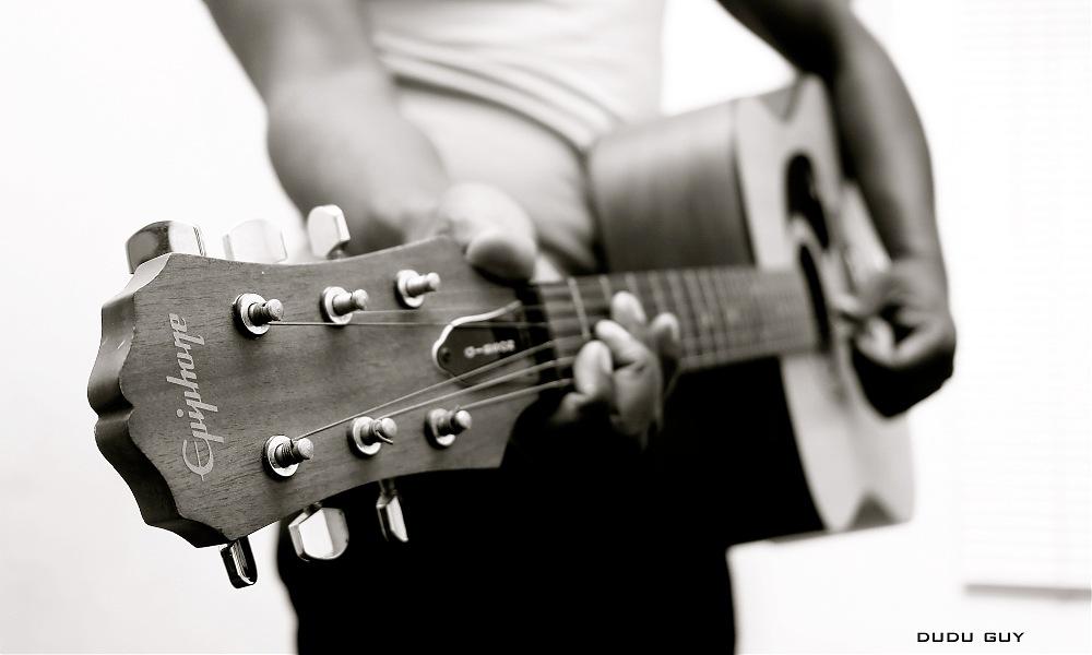 photoblog image Music & Me: Epiphone