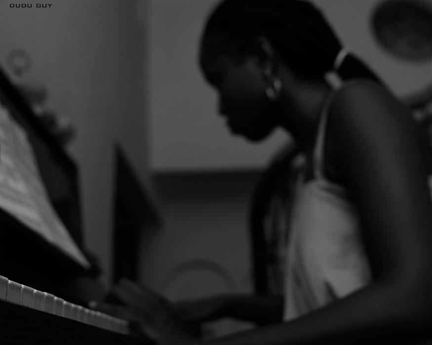 photoblog image Music & Me: Miss Keys