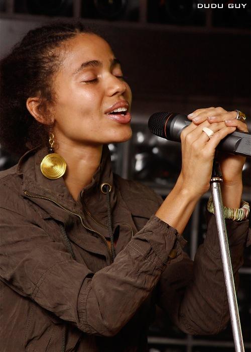 photoblog image Music & Me: Nneka