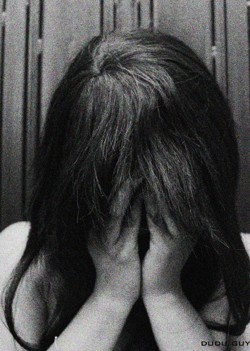 photoblog image Woman Scorned