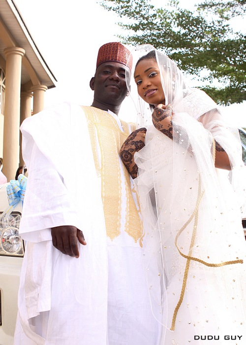 photoblog image Meet Mr & Mrs Raheem