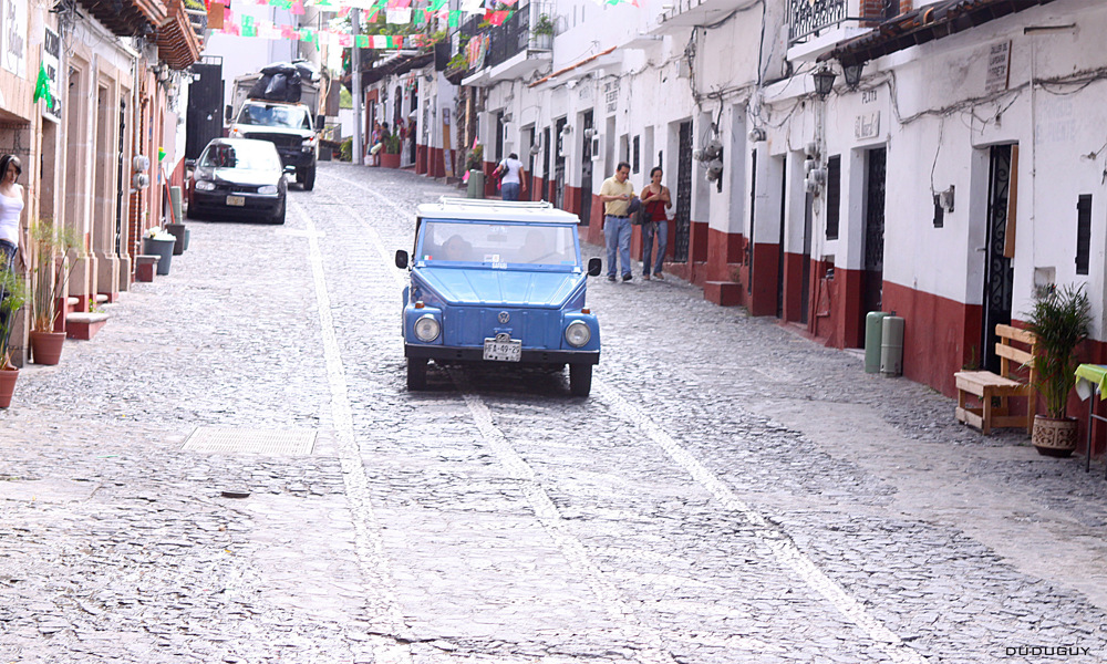 photoblog image A little town called Taxco