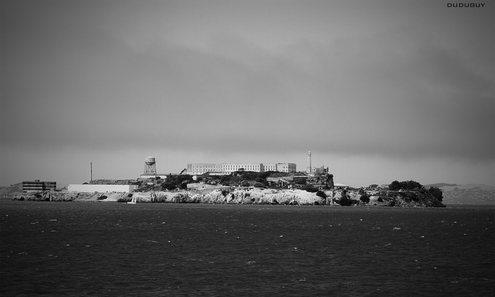 photoblog image Alcatraz: The Rock