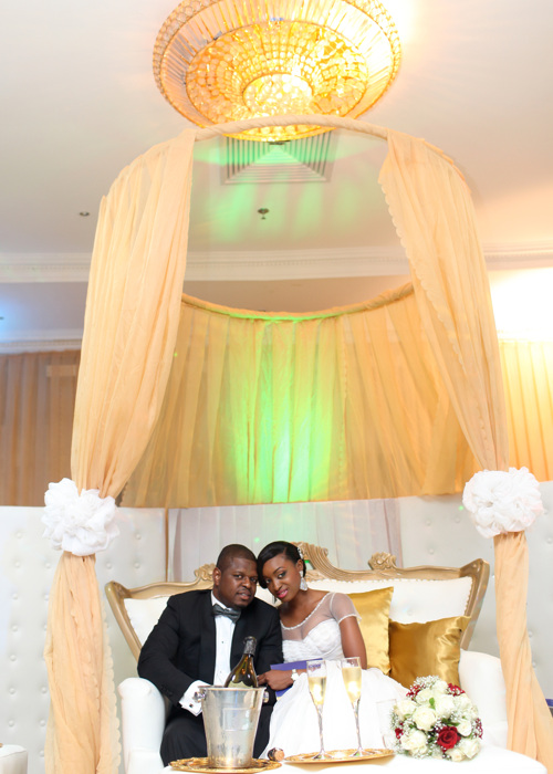 photoblog image Mr & Mrs. Sanusi: A Portrait