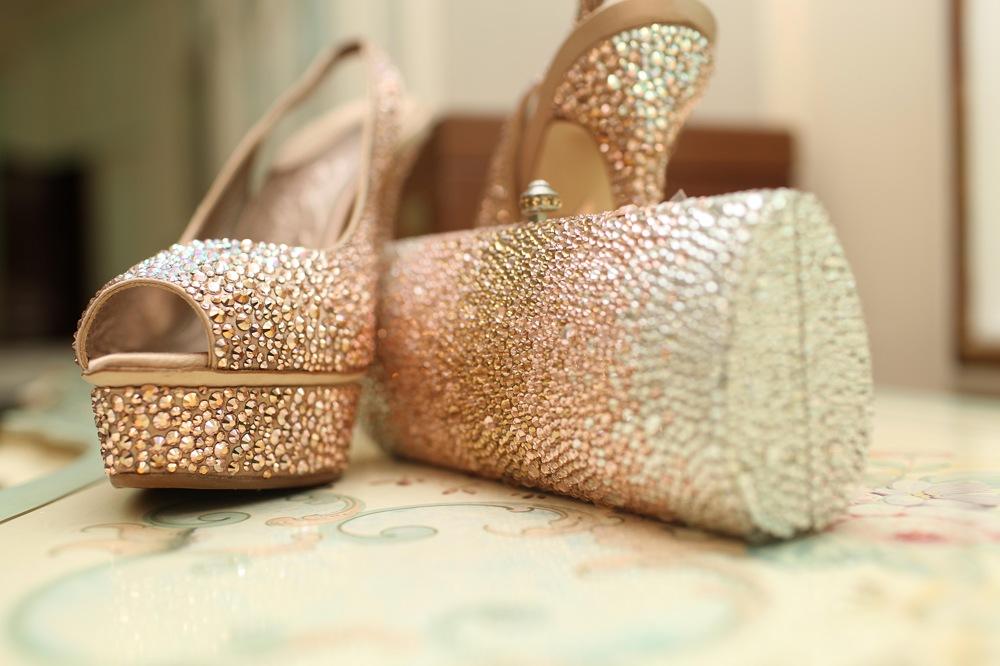 photoblog image Her Shoe game remarkable...