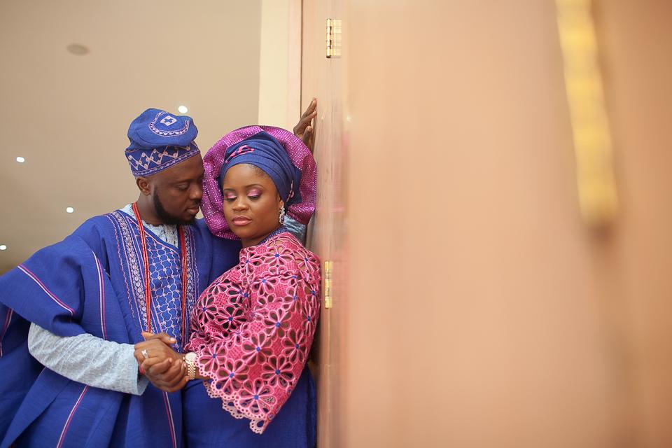 photoblog image Solape & Muyiwa