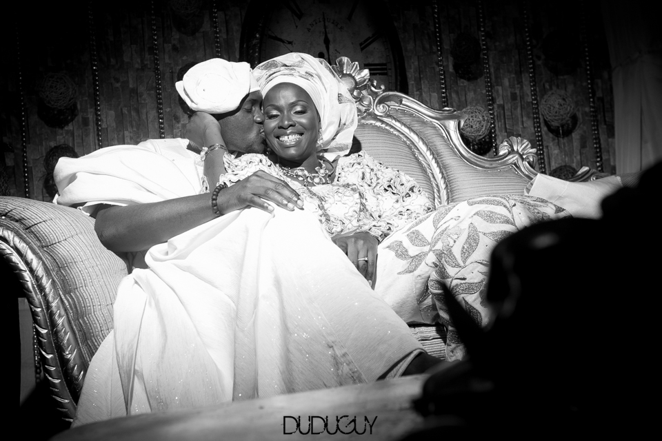 photoblog image Lara & Gbenga: In love with all that you are