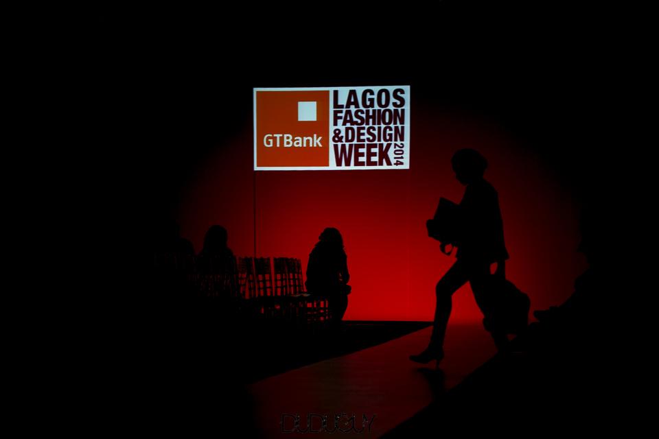 photoblog image Lagos Fashion & Design Week.
