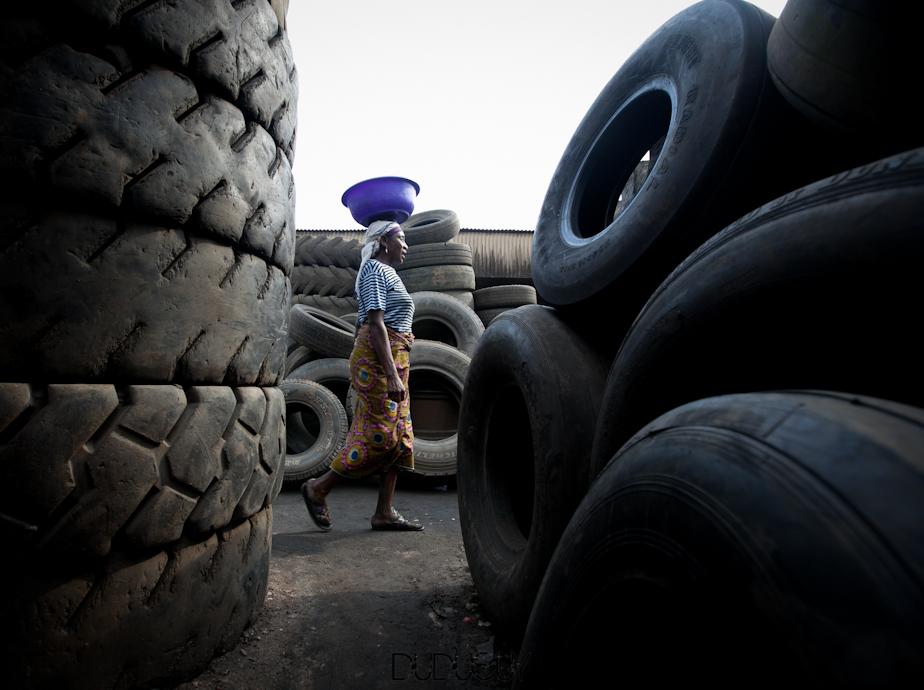 photoblog image I Tyre...