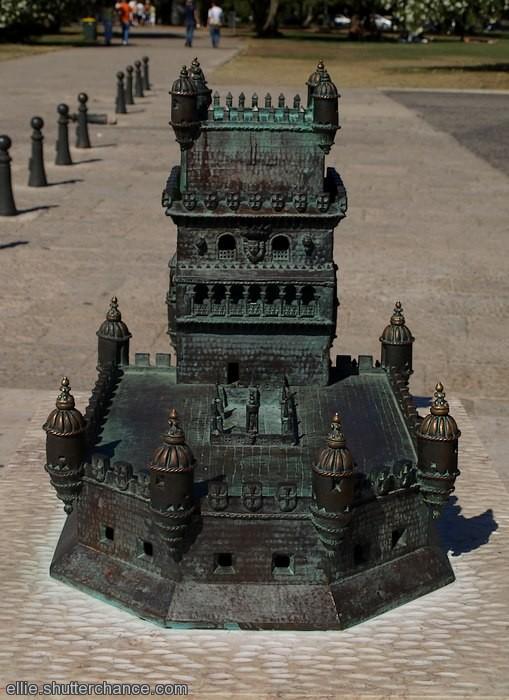 photoblog image The Tower of Belém