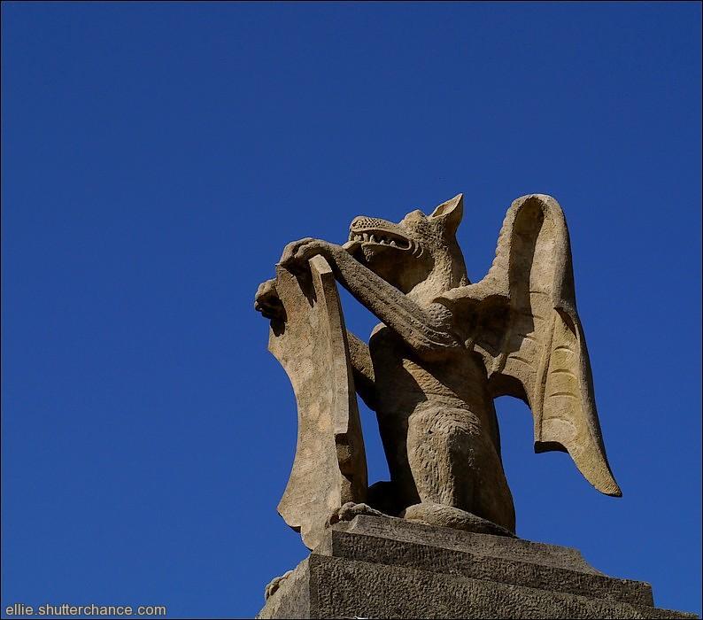 photoblog image Palace of Monseratte