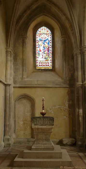 photoblog image The Hospital of St Cross, Winchester