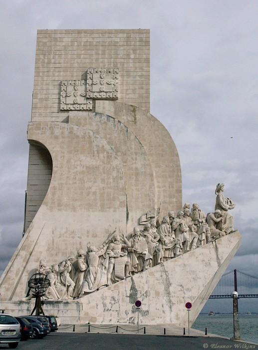 photoblog image Monument to the Discoveries / Padrão dos descobrimentos
