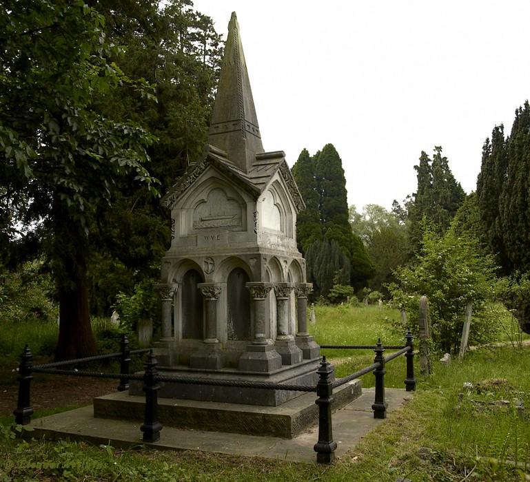 photoblog image Southampton Old Cemetery