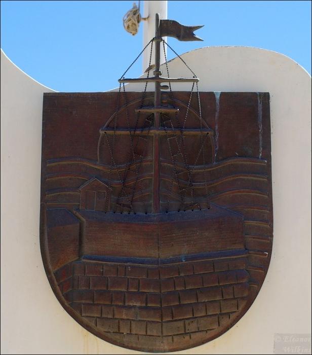 photoblog image Cascais emblem