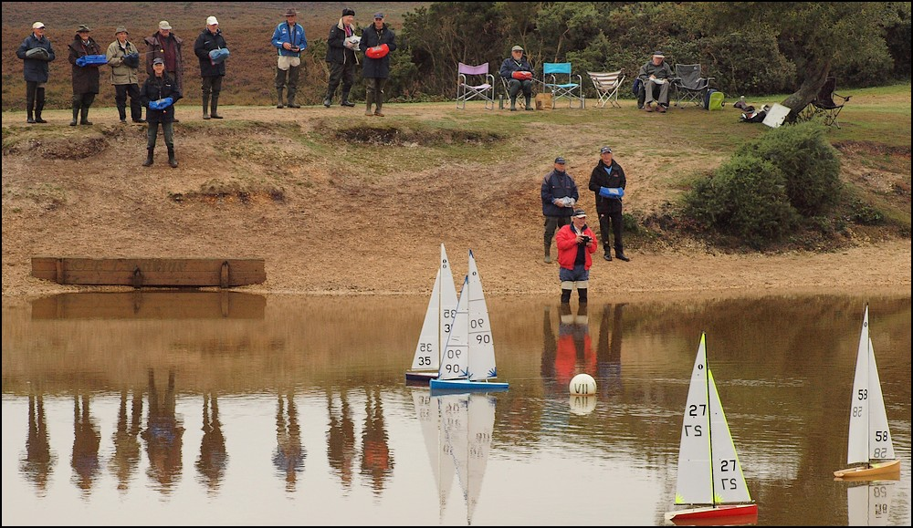 photoblog image Setley Pond