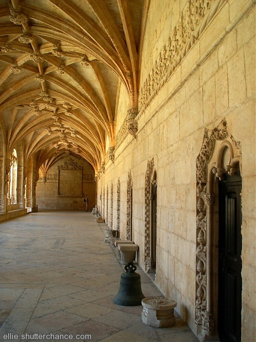 photoblog image Monastery of Jerónimos, Belém