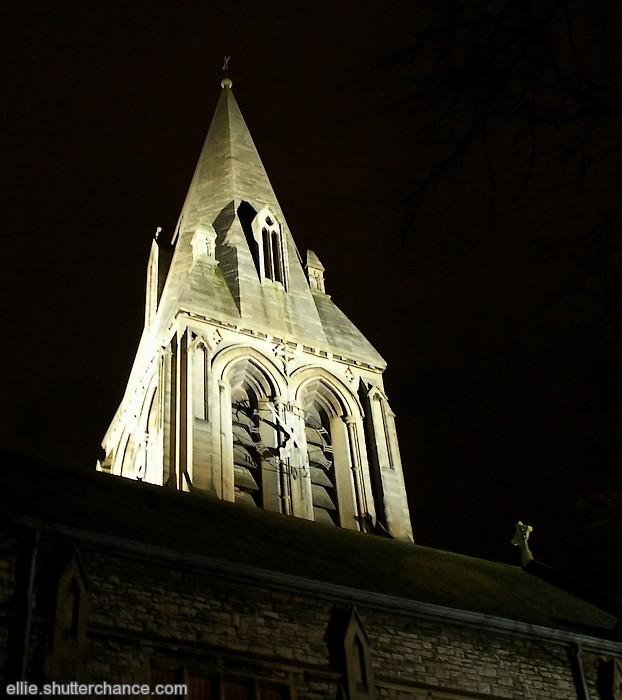 photoblog image The Bells of Saint Mary's
