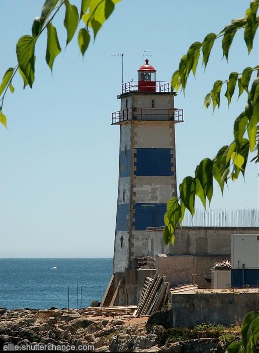 photoblog image Lighthouse at Cascais