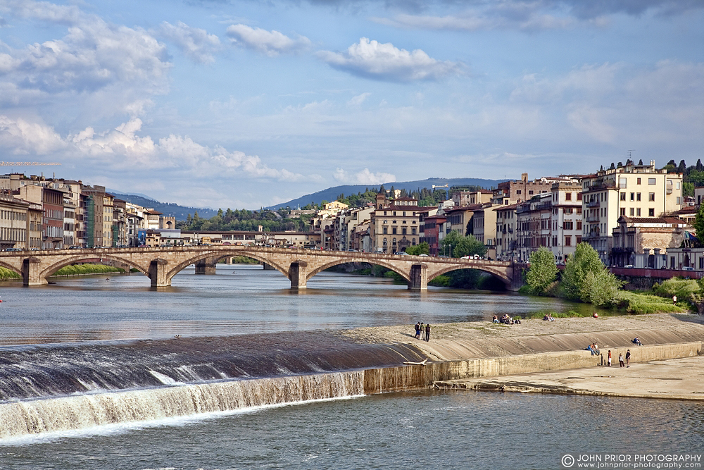 photoblog image The River Arno, Florence