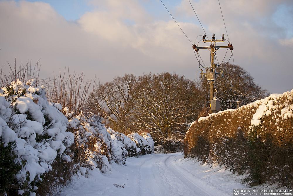 photoblog image Winter track