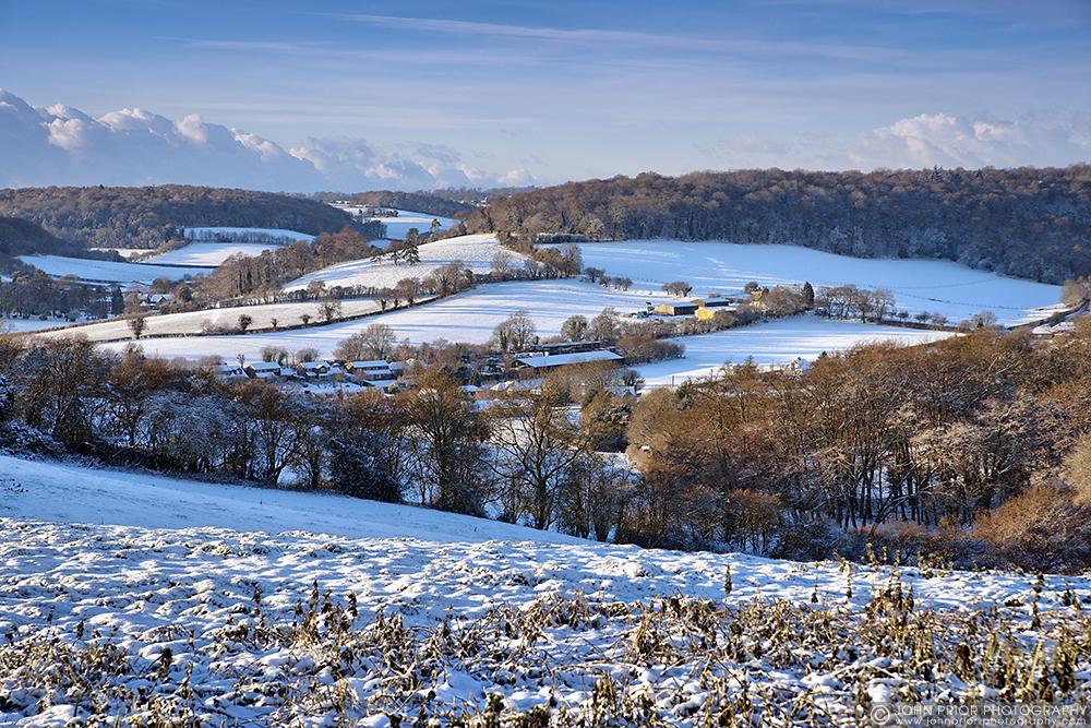 photoblog image Hughenden valley view