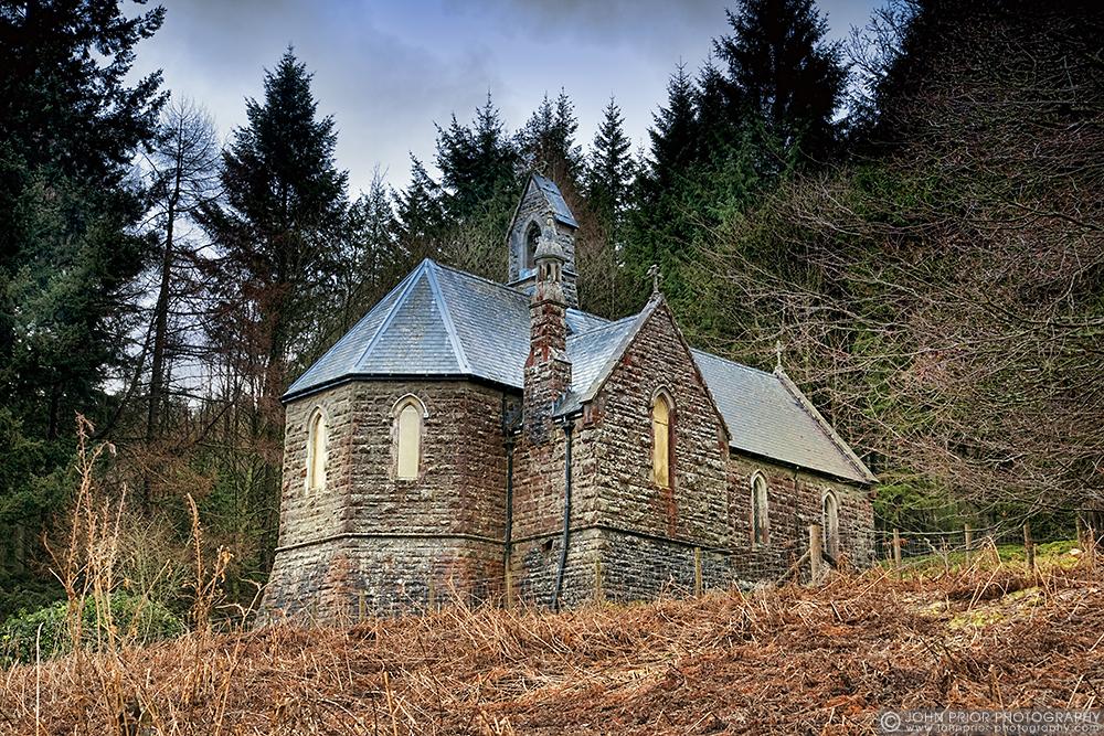 photoblog image Nantgwyllt Chapel of Ease