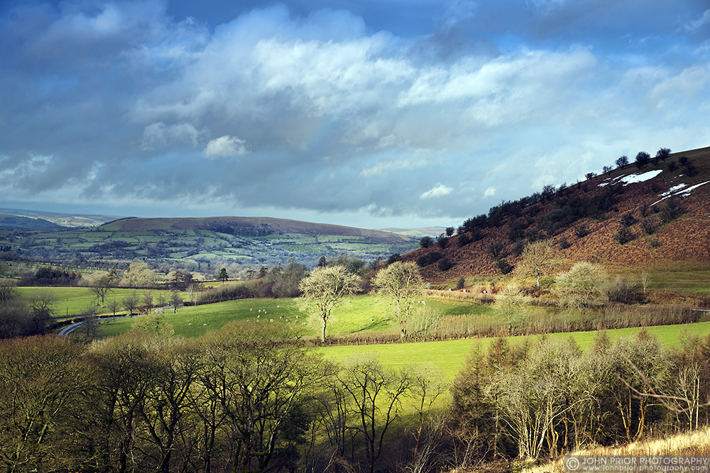 photoblog image Herefordshire view