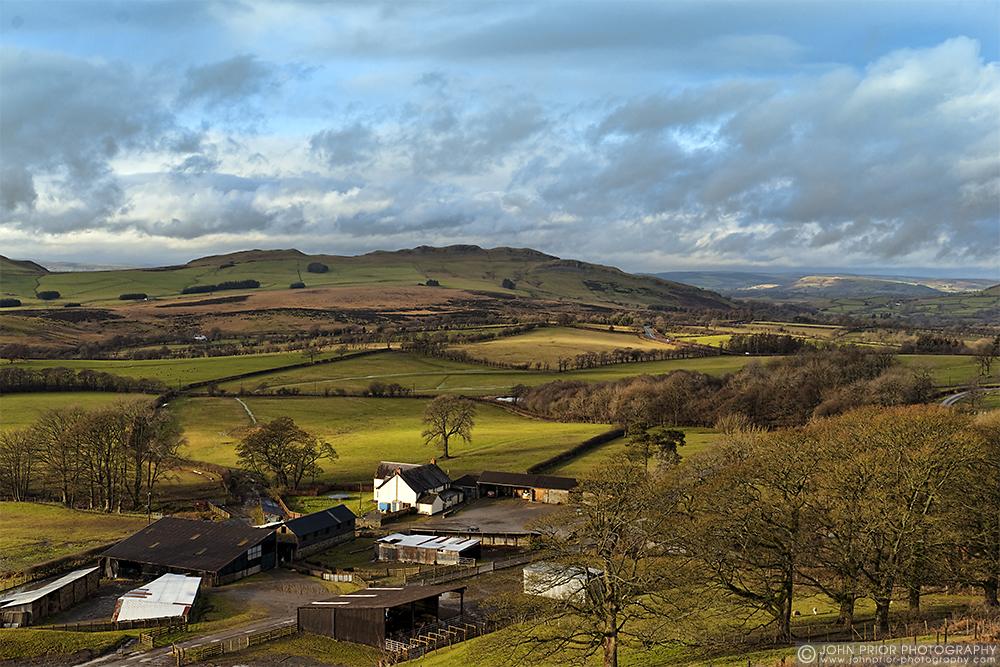 photoblog image Herefordshire view II