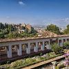 The Alhambra at Granada