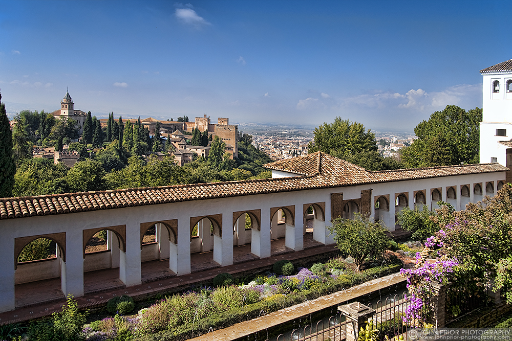 photoblog image The Alhambra at Granada