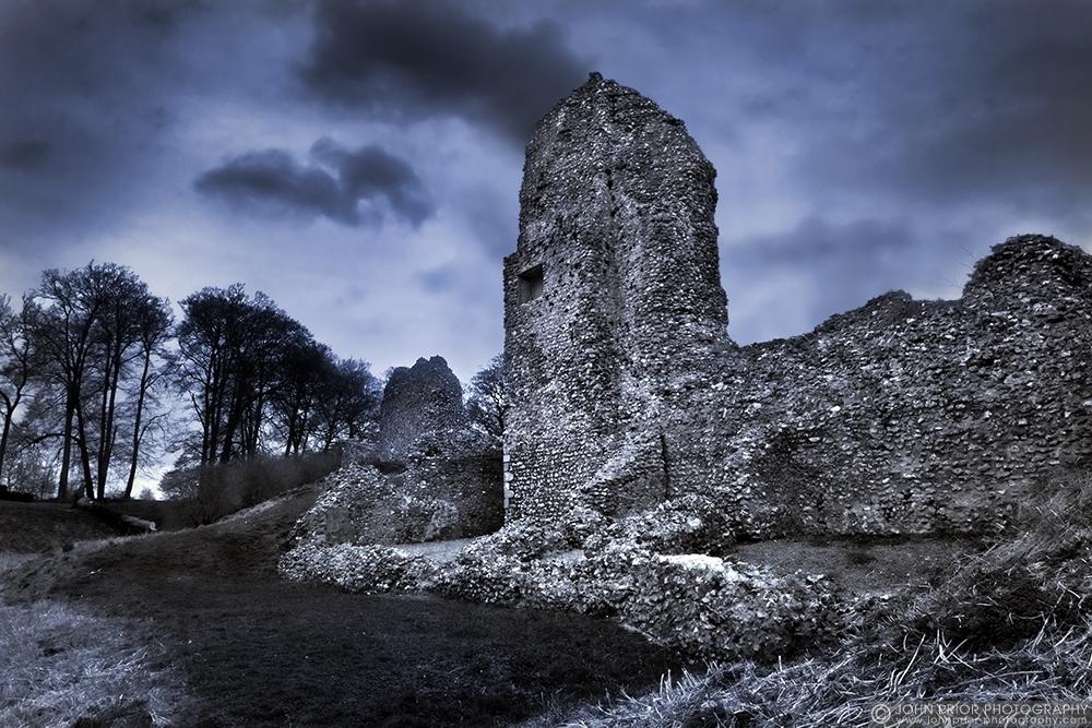 photoblog image Berkhamsted Castle