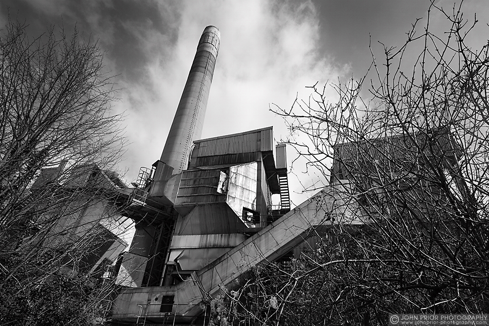 photoblog image Chinnor cement works