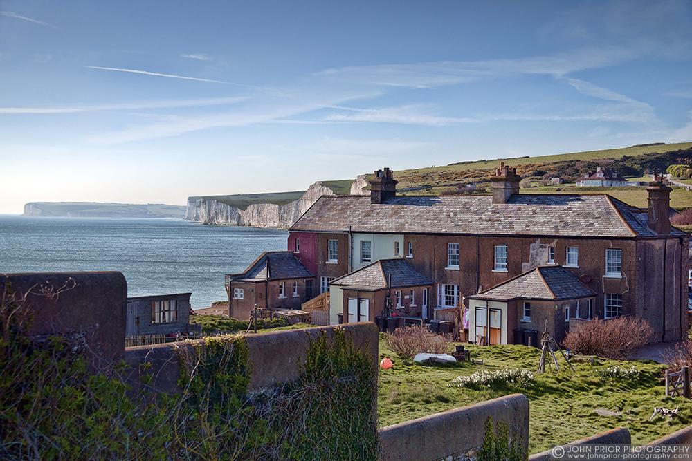photoblog image Coastguard houses