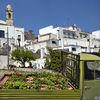 Alberobello market square