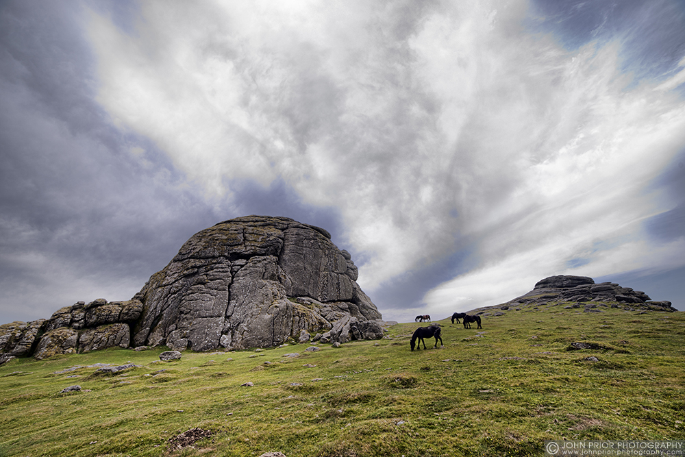 photoblog image Haytor, Dartmoor, Devon