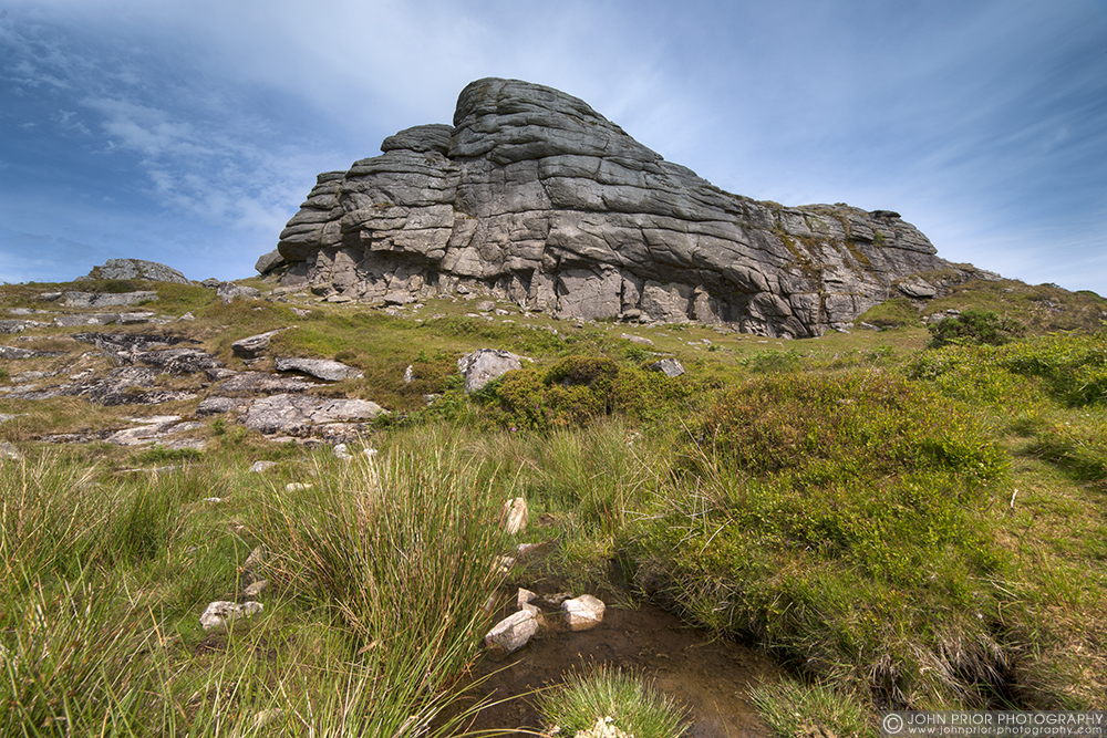 photoblog image Dartmoor Tor