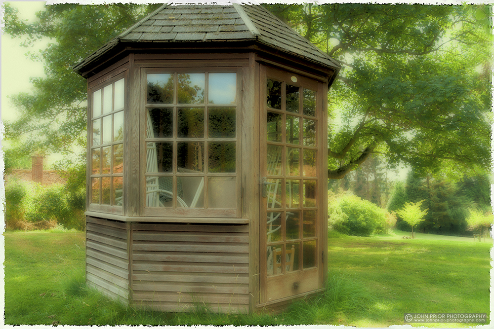 photoblog image Summer escapes the summerhouse