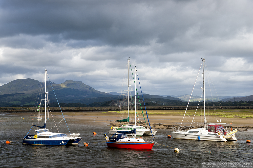 photoblog image Porthmadog evening II