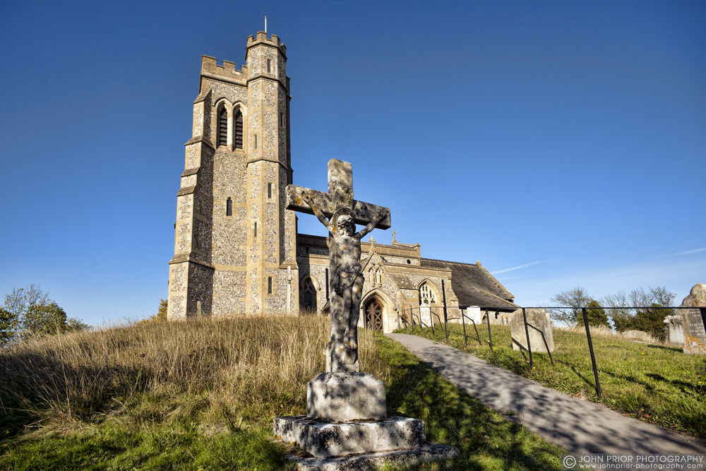 photoblog image Ellesborough Church