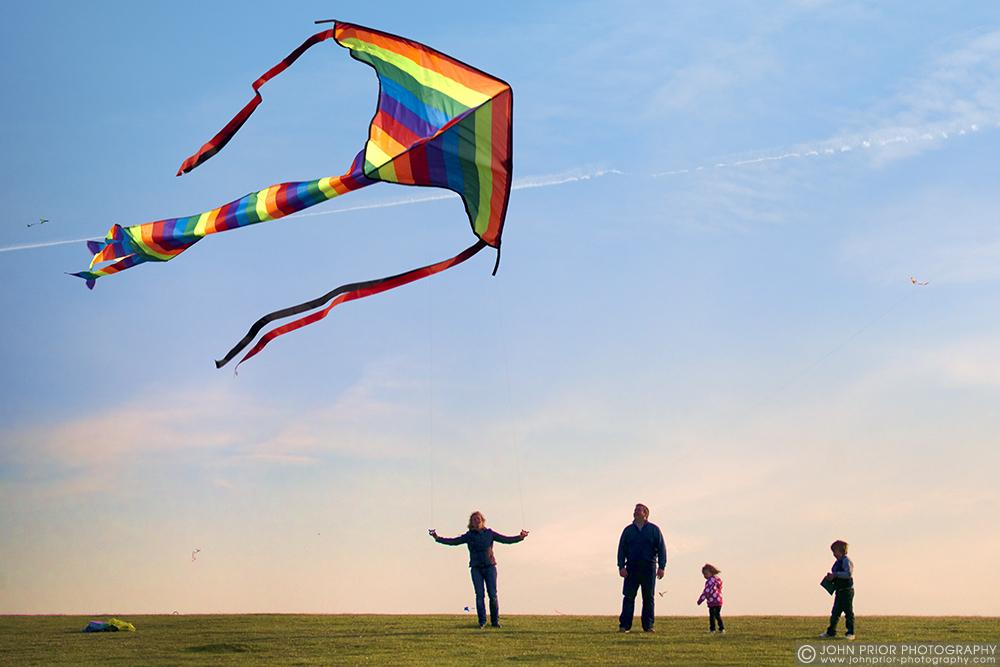 photoblog image Kites II