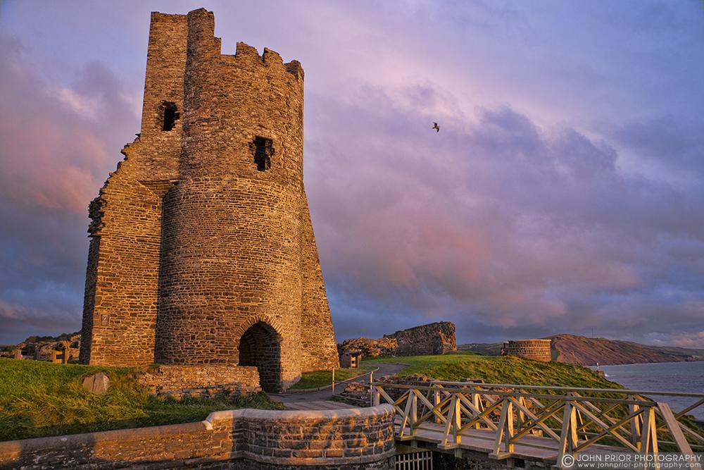 photoblog image Aberystwyth castle