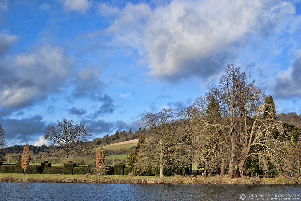 photoblog image Thames view near Henley.