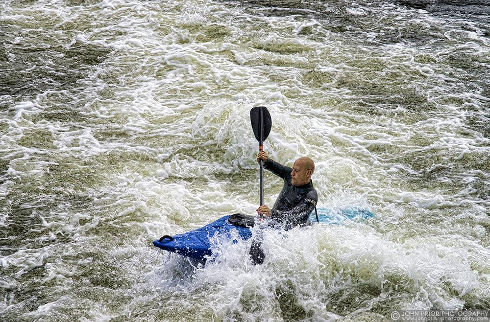 photoblog image Playboating