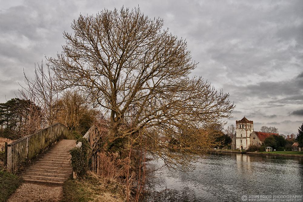 photoblog image River view.