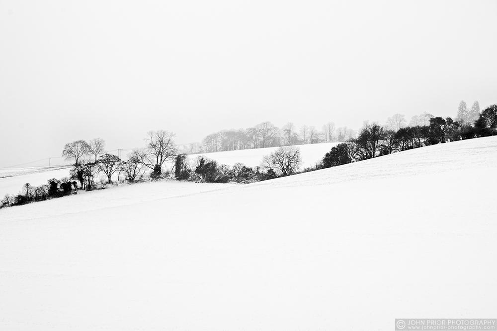 photoblog image Sunday snow III
