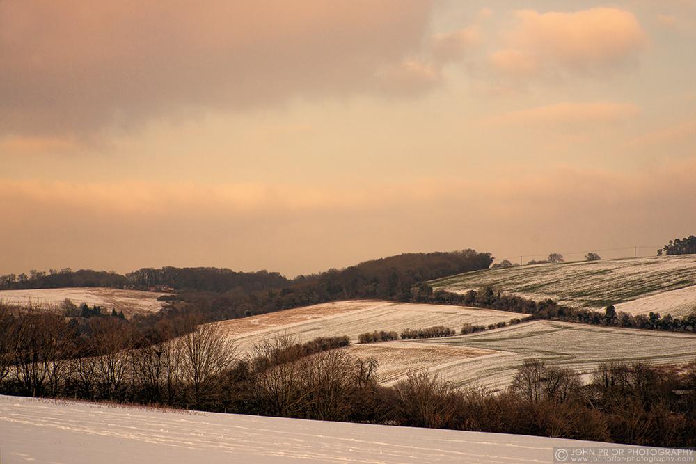 photoblog image Reflected sunset